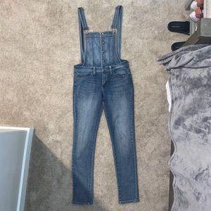 Denim Overalls for Women